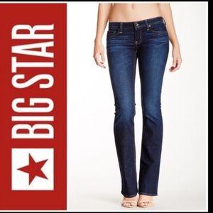 Big Star Denim Jeans Remy Size 31 x 32